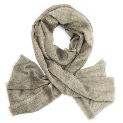 Handwoven Pure Cashmere Scarf by Gartika