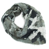 Light Wool Scarf - Gartika
