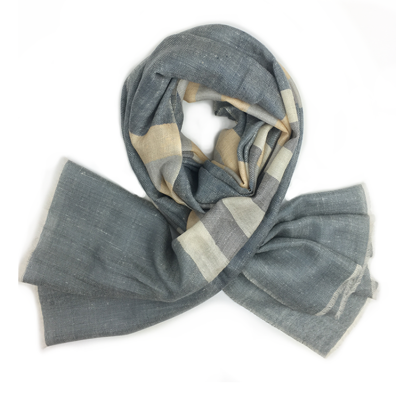 dfe6f8bcc246f Hampi Best Cashmere Women's Scarf Handwoven Using Vintage Looms ...