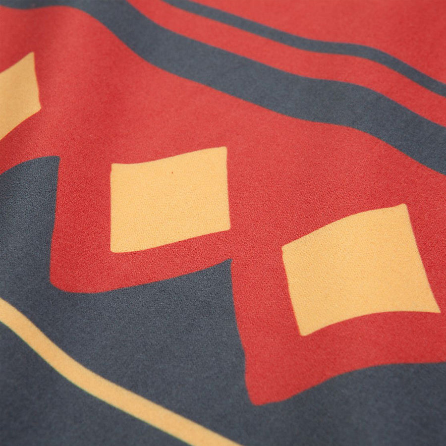 Camp Towel // Burnt Red