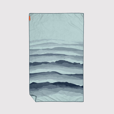 Camp Towel // Fog
