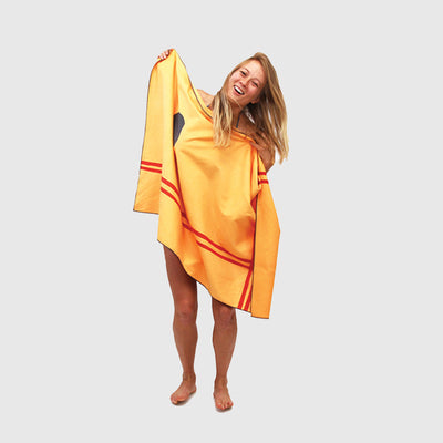 Camp Towel // Marigold