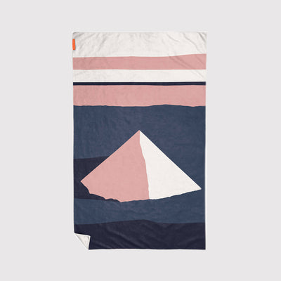 Camp Towel // Mount Hood