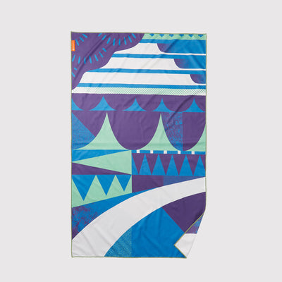 Camp Towel // Andrew Holder