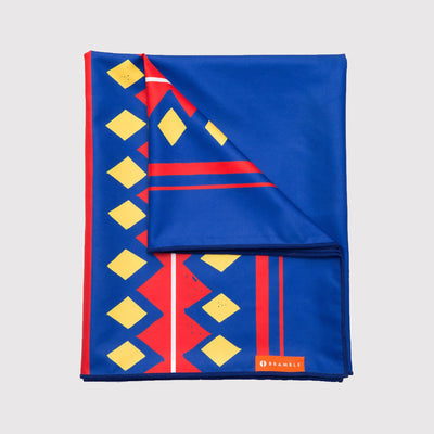 Camp Towel // Mountain Blue