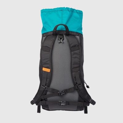 Daypack // Black and Teal