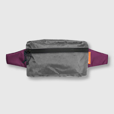1.5L Shred Pack // Grey and Burgundy