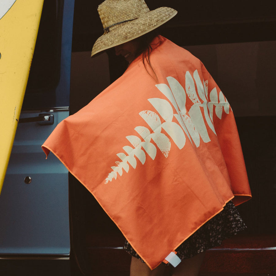 Camp Towel // Fern