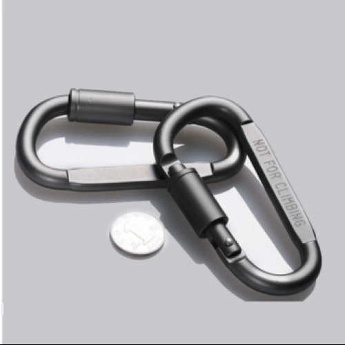 Travel Kit Camping Equipment Alloy Gear Hook Carabiner