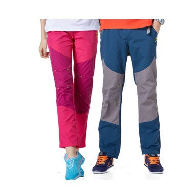 Men Women Summer Hiking Quick Dry Pants Ultra-thin Breathable Pants