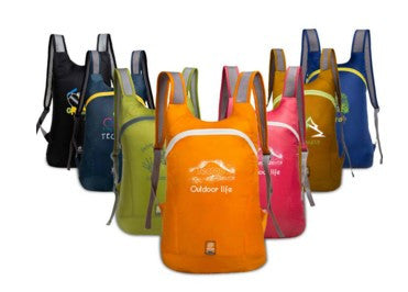 Couples Casual Camping & Hiking Ultra-light Tourist Backpacks