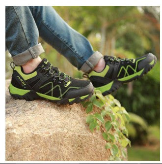Women's Hiking Shoes Mountain Hiking Breathable Trail Trekking Shoe