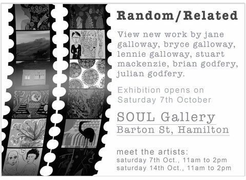 Random/Related Exhibition