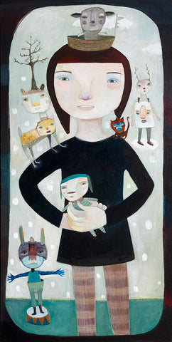 New Works by Hayley Hamilton