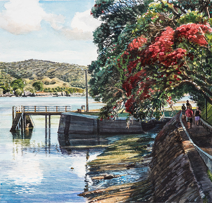 Harbour Path, Raglan