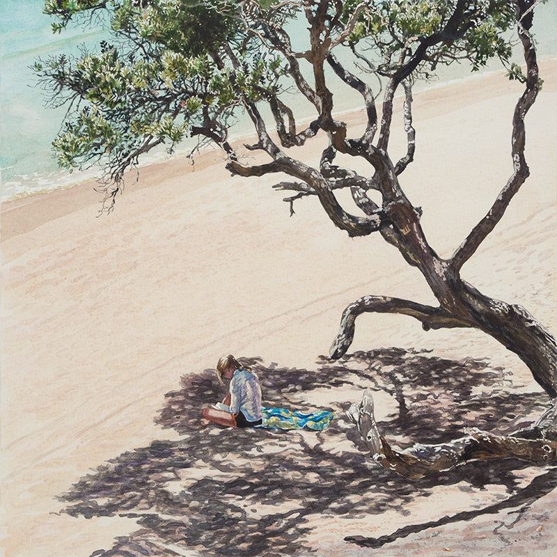 Summer Shade, Te Karo Bay