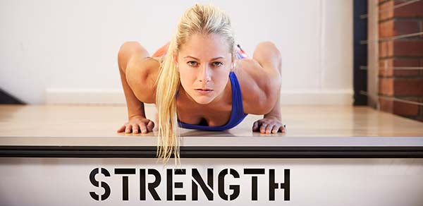 Push-up - Strengthen Triceps and Maintain Proper Form