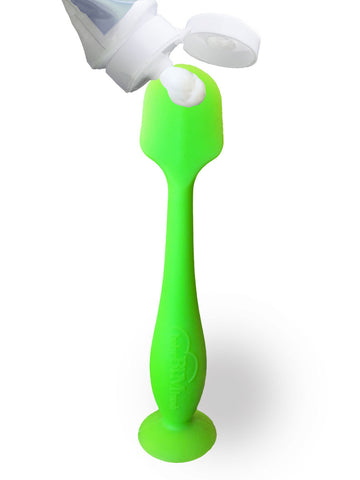 BabyBum Diaper Cream Brush (Green)
