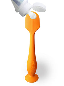 Baby Bumco Diaper Cream Brush (Orange)