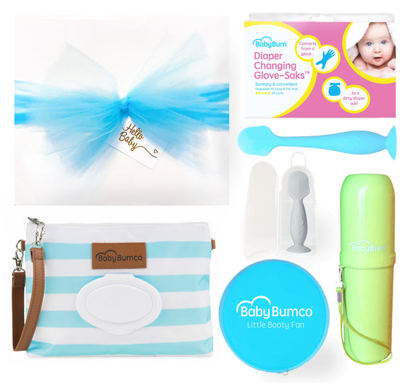 Boy Baby Bumco Box Gift Set