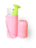 Pink BabyBum Brush Case for Storing Cream and Brush (Brush and Cream not Included)