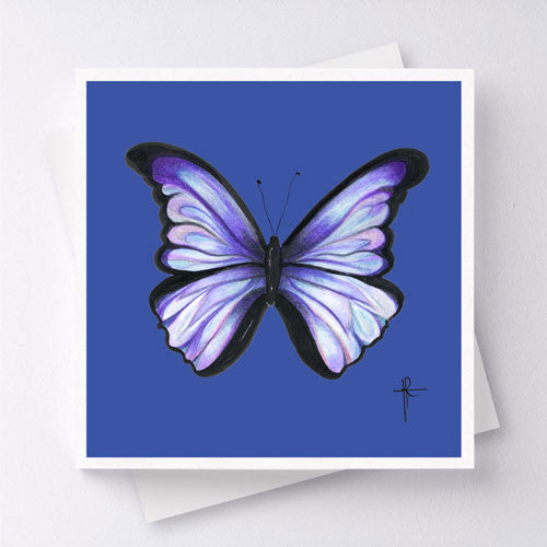 Mariposa - Dark Purple