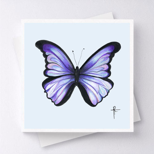 Mariposa - Light Purple