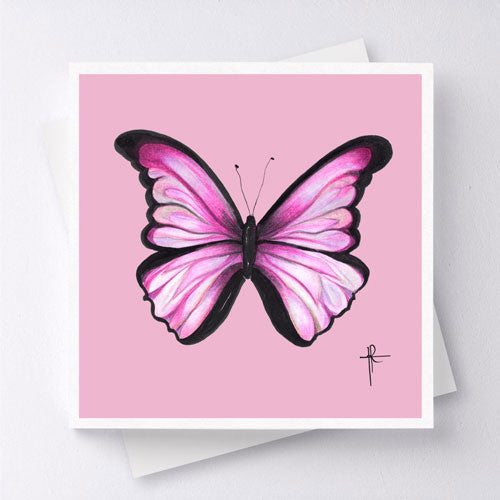 Mariposa - Light Pink