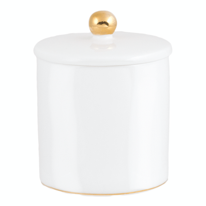 Cristina Re Canister Ivory