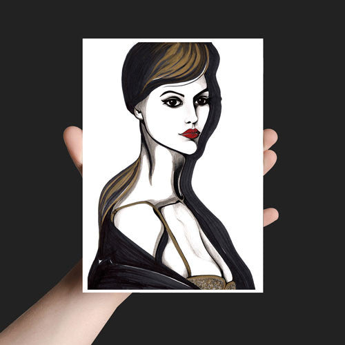 Mia the muse - Artist card