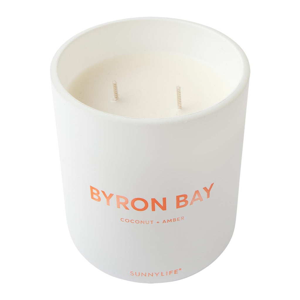 SCENTED CANDLE | BYRON BAY