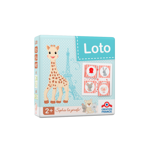 Sophie the Giraffe Lotto