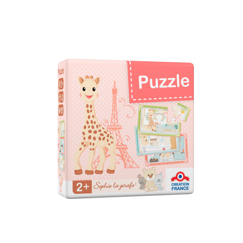 Sophie the Giraffe Puzzle