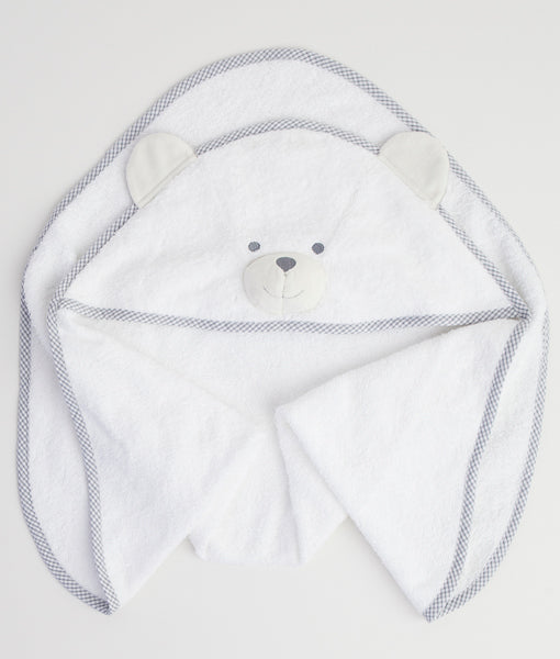 Baby Hooded Bear Towel