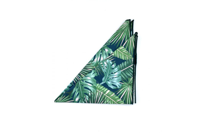 TROPICS POCKET SQUARE