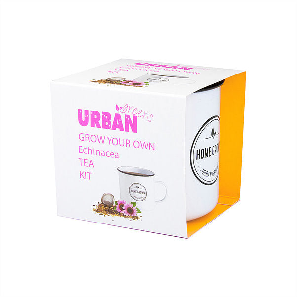 GROW YOUR OWN ECHINACEA TEA GROW KIT