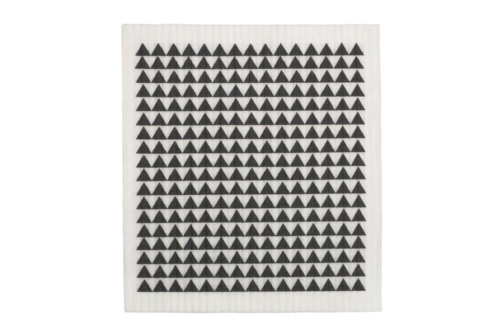 DISH CLOTH - MONOCHROME