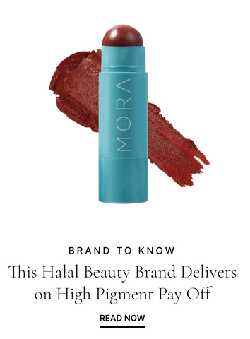his Halal Beauty Brand Delivers on High Pigment Pay Off