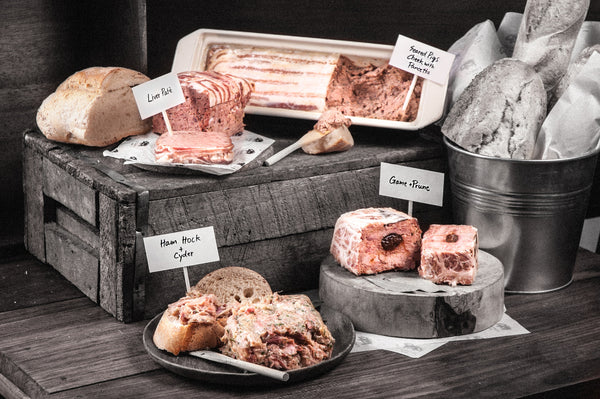 Cold Cuts, Terrines, Pates & Salumi