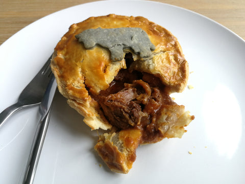 Steak n Stout Pie