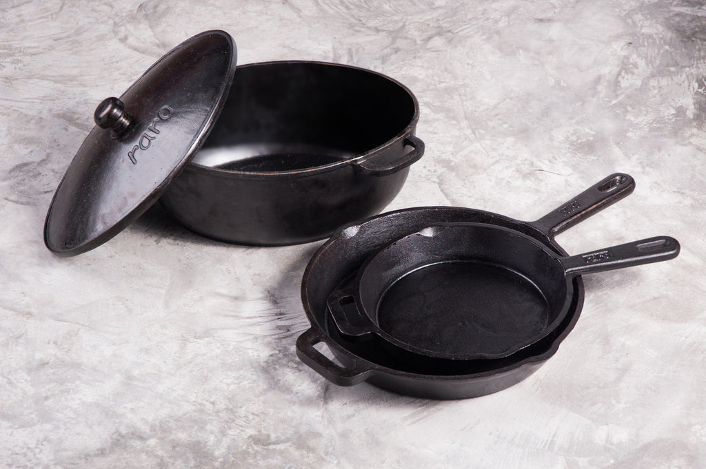 Cast Iron Full Set (10% discount)