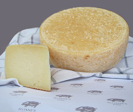 Smoked Tomme Cheese