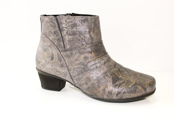 Aida Floral Print Boot from Saimon