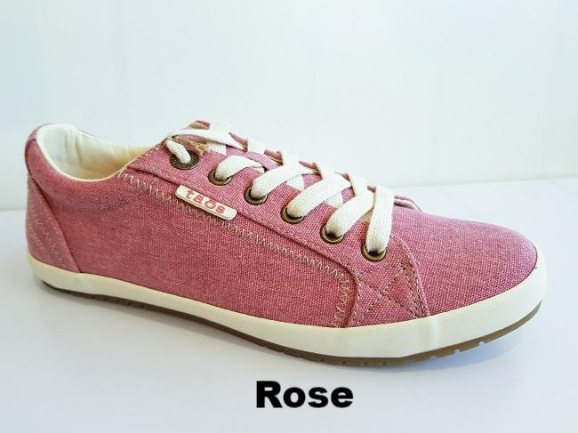 Star Canvas Twill Casual Shoe by Taos