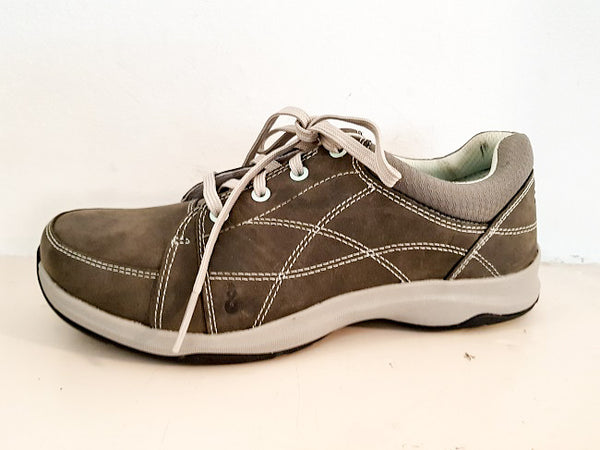 Taraval Charcoal Walking Shoe by Ahnu