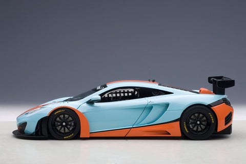 AA Signature 1:18 McLaren MP4-12C GT3 (Gulf)