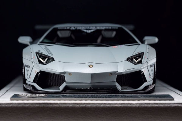 FX Models 1/18 Lamborghini Aventador LP700-4 LB Performance Zero Fighter Wide Body Stealth