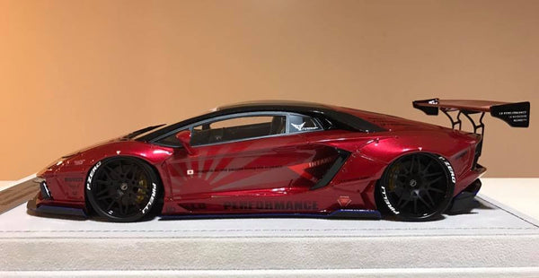 FX Models 1/18 Lamborghini Aventador LP700 LB Performace Wide Body 'Wonderstruck'