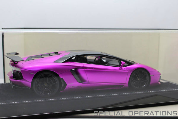 MR 1:18 Lamborghini Aventador LP750 Oakley Design