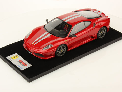 Looksmart 1:18 Ferrari F430 Scuderia (LS18_03A) **WITH DISPLAY CASE**